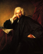 Author: Laurence Sterne